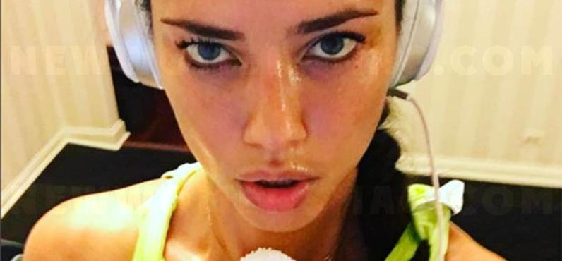 Boxing: That's the workout of the supermodels