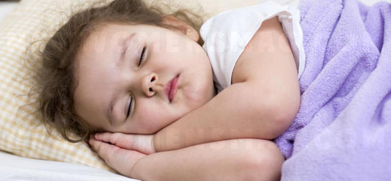 Education: This is how children sleep best
