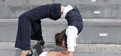 Fitness Trend: Stiletto Yoga
