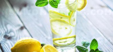 Lemon juice against gastrointestinal flu!