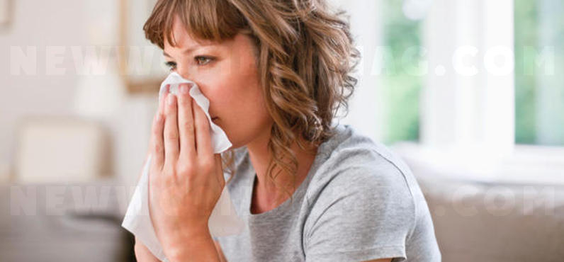 Runny nose – how can I clear my nose?