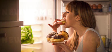 So you avoid cravings attacks in the evening
