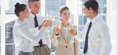 Study shows: Alcohol makes you more successful