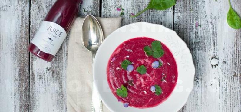 Test: 5 Days Detox Delight Soup & Juice