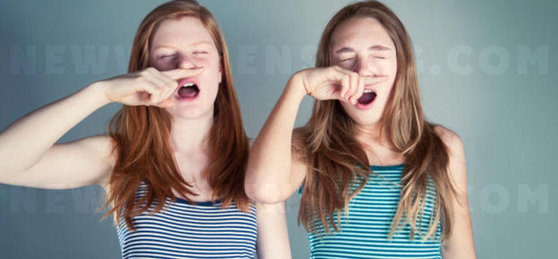 That's why suppressing sneezing can be dangerous