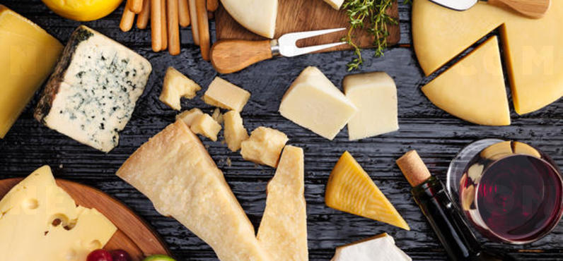 The enjoyment of cheese can extend your life
