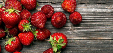 Why you should eat the strawberry toppings
