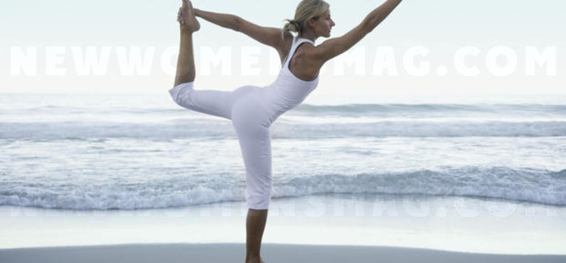 With Yoga for Depression & Stress
