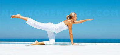 Yoga not only leads to balance – the art of movement can </title>