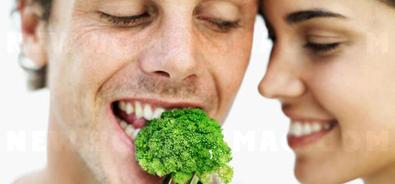 If broccoli tastes like schnitzel