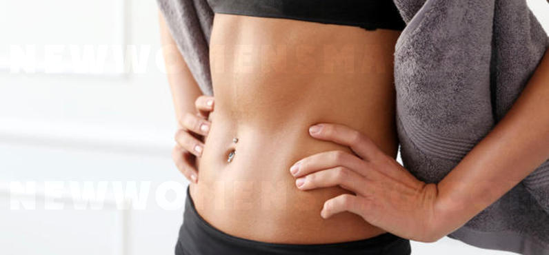 Instead of sit-ups: Slender belly with proper breathing