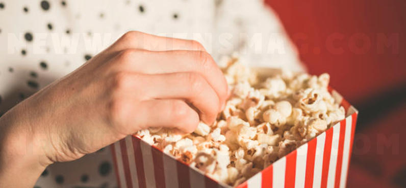 Popcorn is healthy – and helps you lose weight!