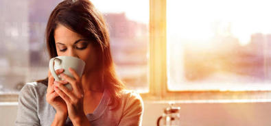 Protects coffee from arterial blockage?