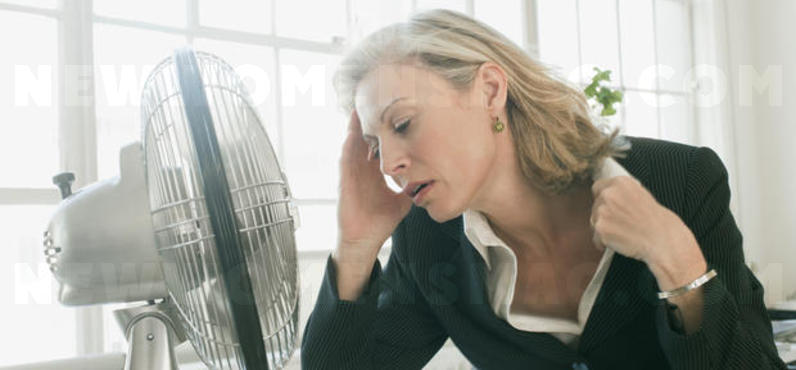Signs of the menopause