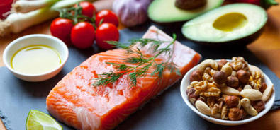 The right diet in PCO syndrome
