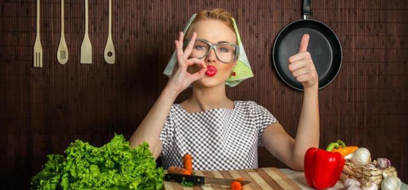 Vegetarian: never meat again!